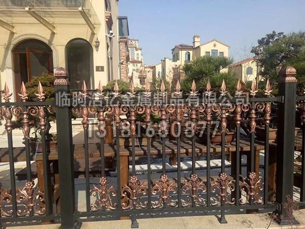 别墅铝艺护栏在安装时应该要避免哪些问题?