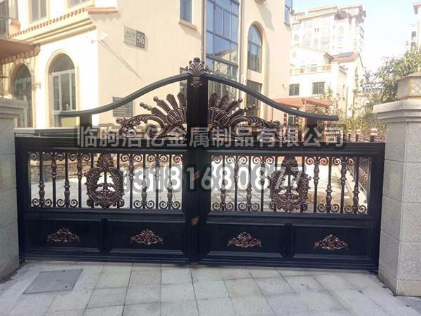简述别墅铝艺护栏的使用优势